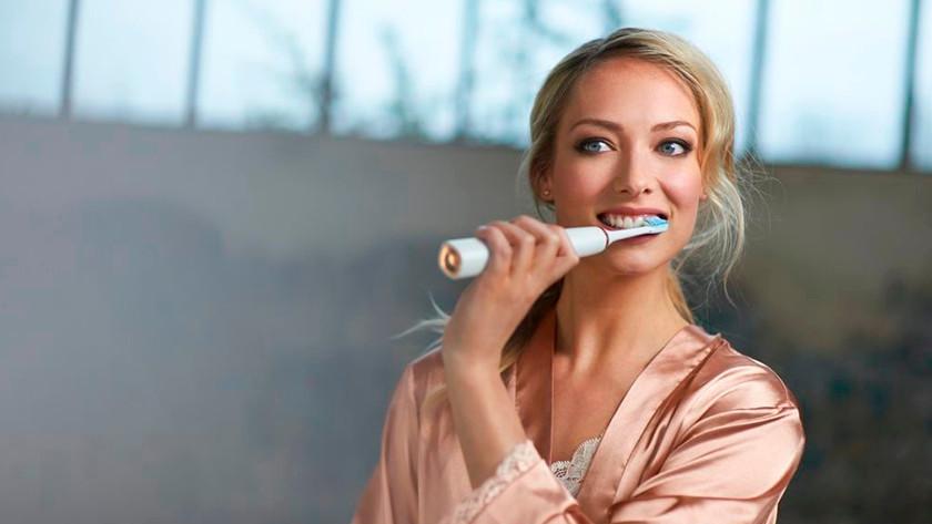 Elektrische tandenborstel kiezen
