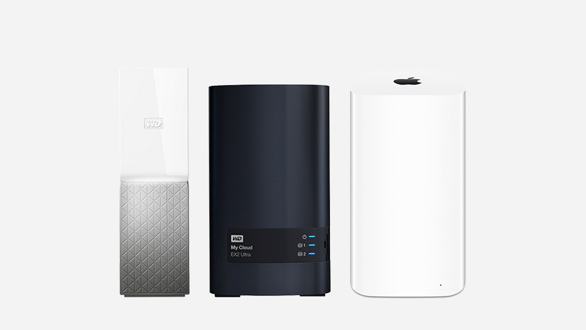 Ready-to-use NAS