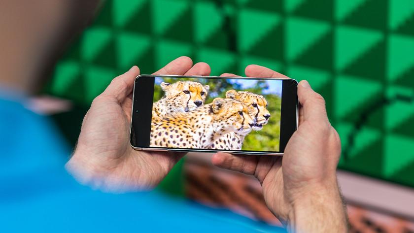 Scherm Samsung Galaxy S21 Plus