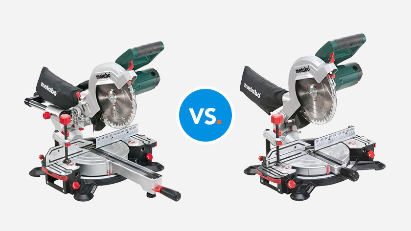 Compare radial arm saws