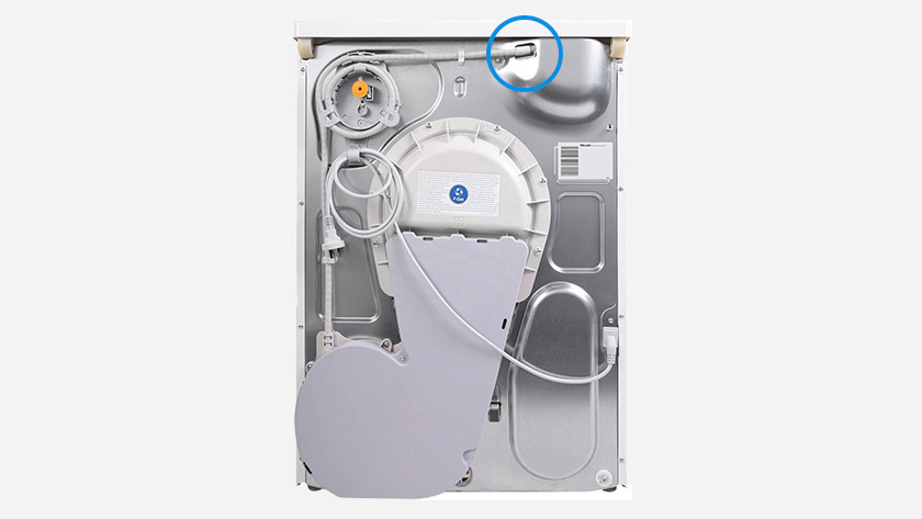 Miele back dryer
