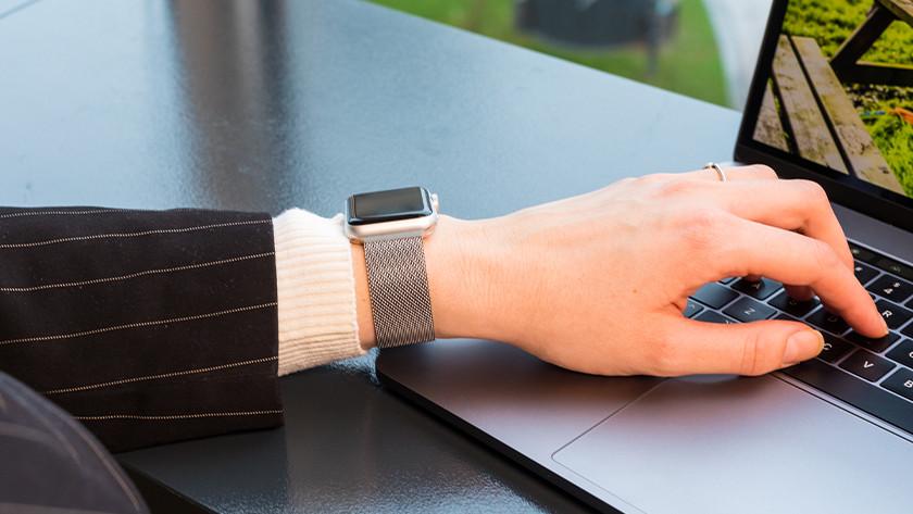 Apple Watch Milanese polsband horlogeband