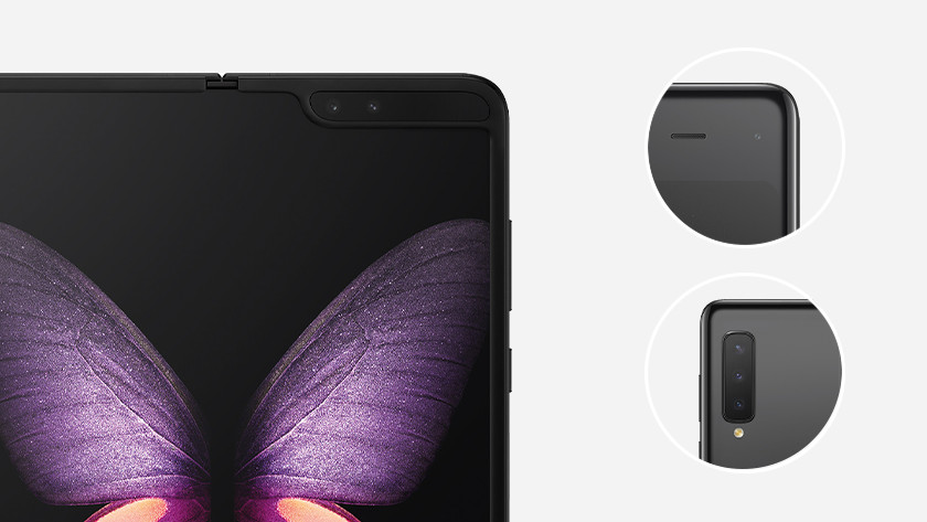 Camera Samsung Fold