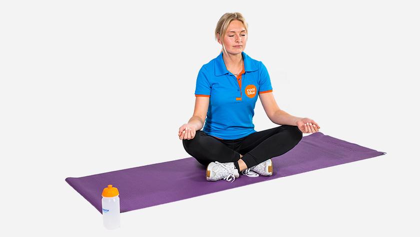 Uiterlijk yogamat