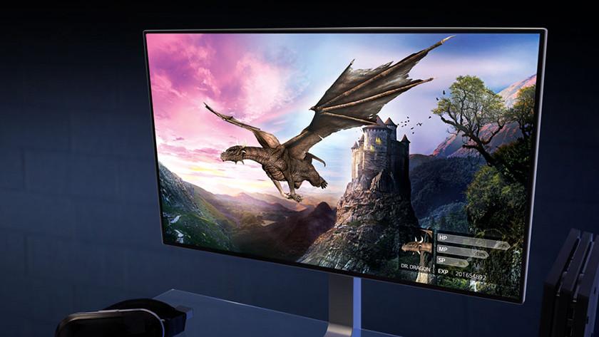 Gamen hdr monitor spelen resolutie full hd gameplay graphics grafisch frames
