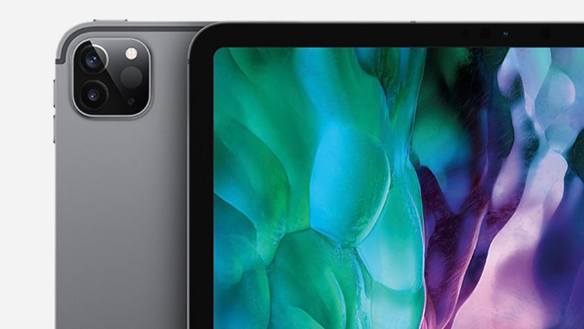 Apple iPad Pro 2020 camera