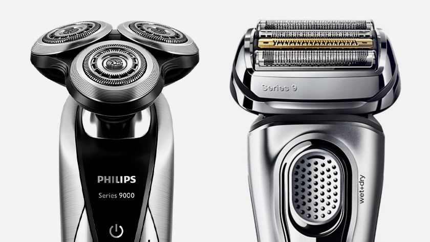Braun vs Philips