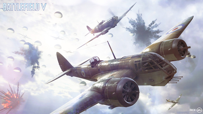 Luchtmacht Battlefield V