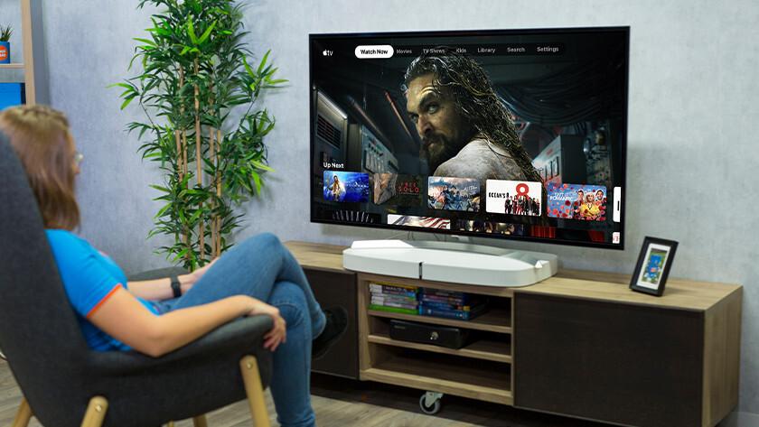Abonneren op Apple TV kanalen in de app