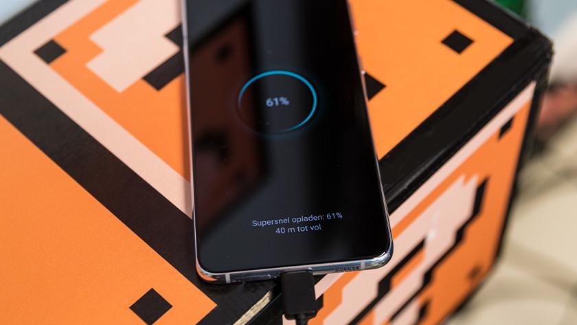 Batterij test Samsung S21 Plus