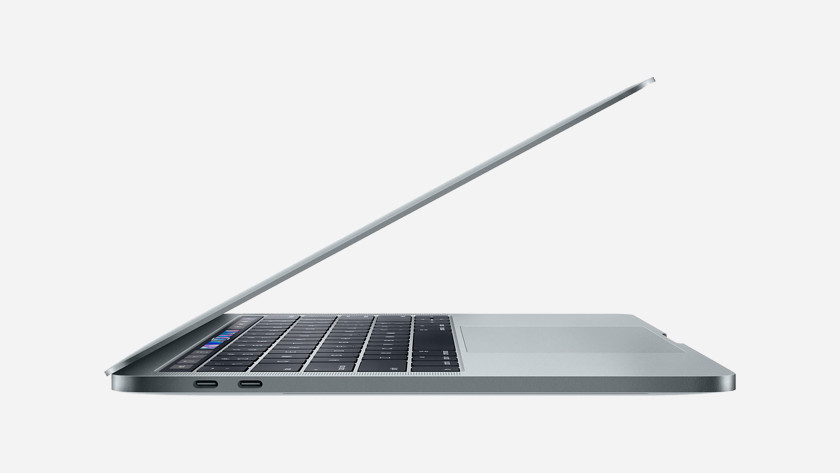 Apple MacBook Pro 2018 toetsenbord