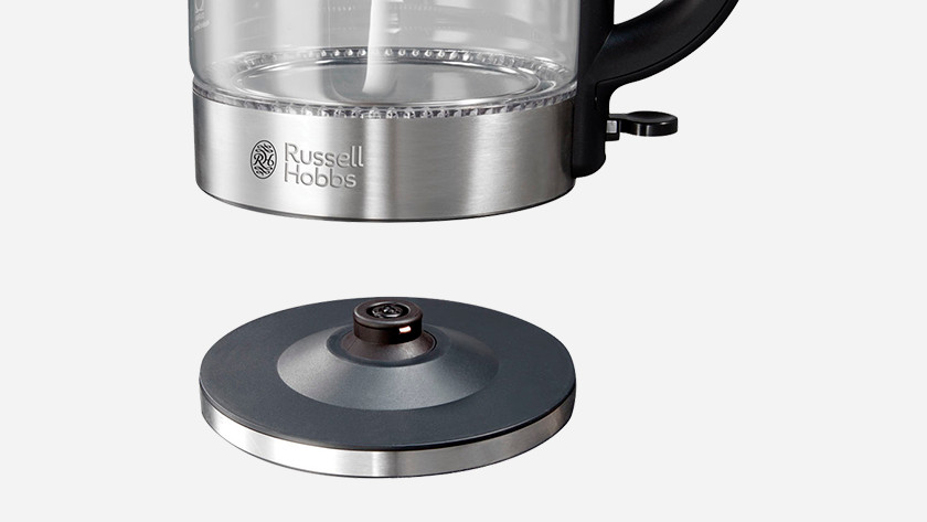Kettles with boil-dry protection