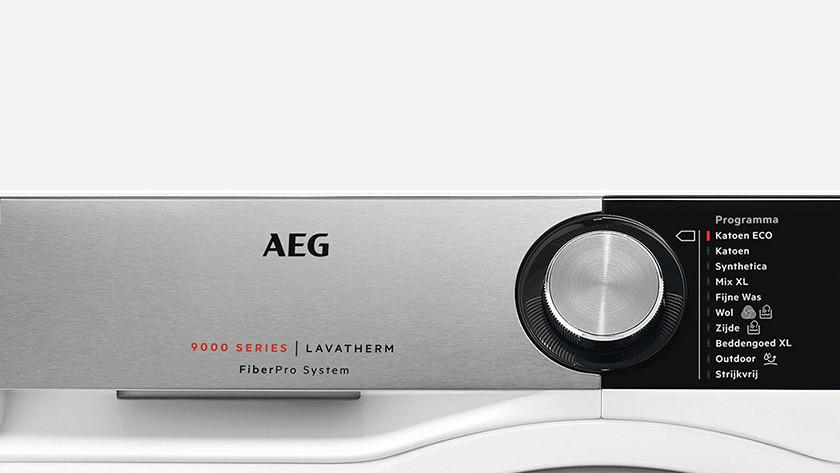 AEG 9000 wasdroger