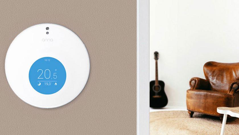 Modulating thermostat