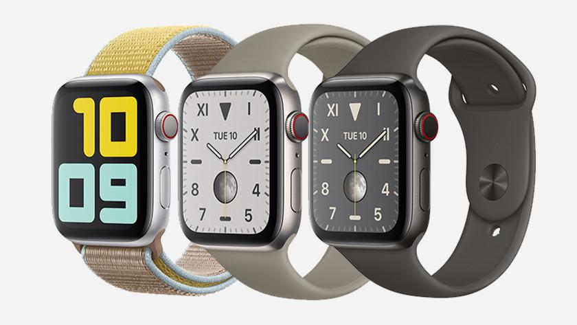 Apple Watch wijzerplaat stylen