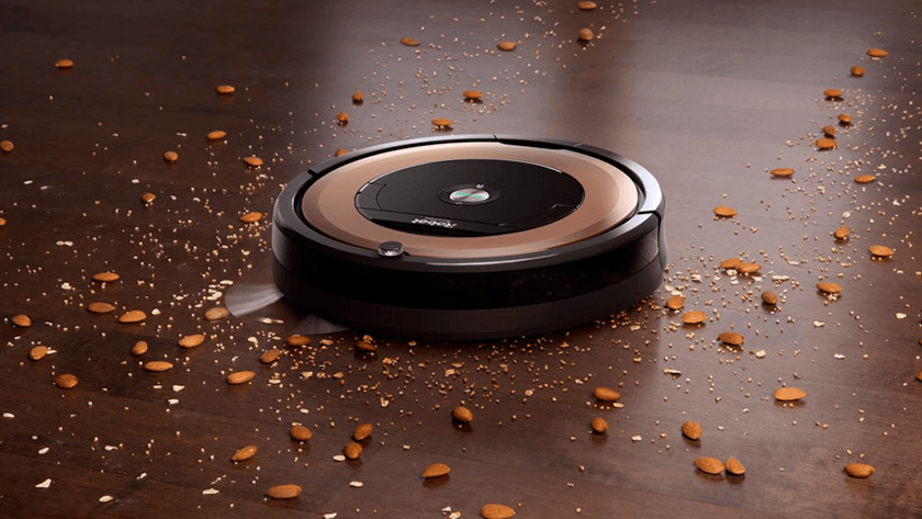 Programmable robot vacuum