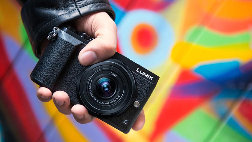 Panasonic Lumix G systeemcamera
