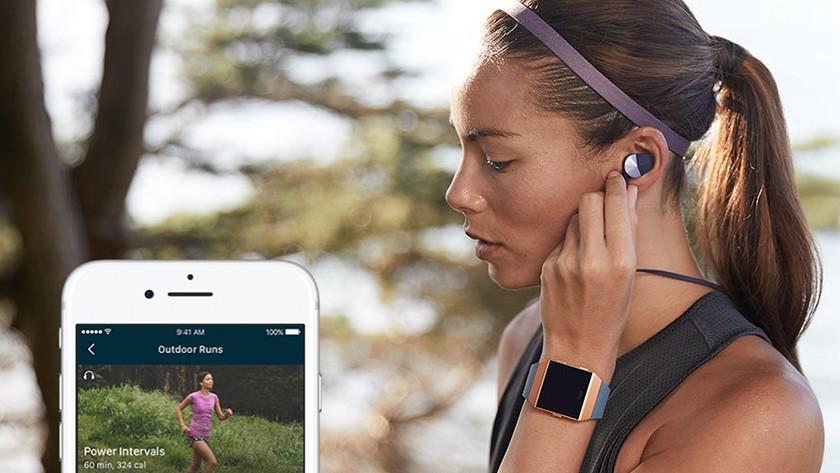 Fitbit Coach app