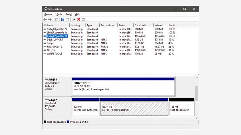Harde Schijf Splitsen Windows 7.Hoe Maak Ik Mijn Schijf Zichtbaar In Windows Coolblue