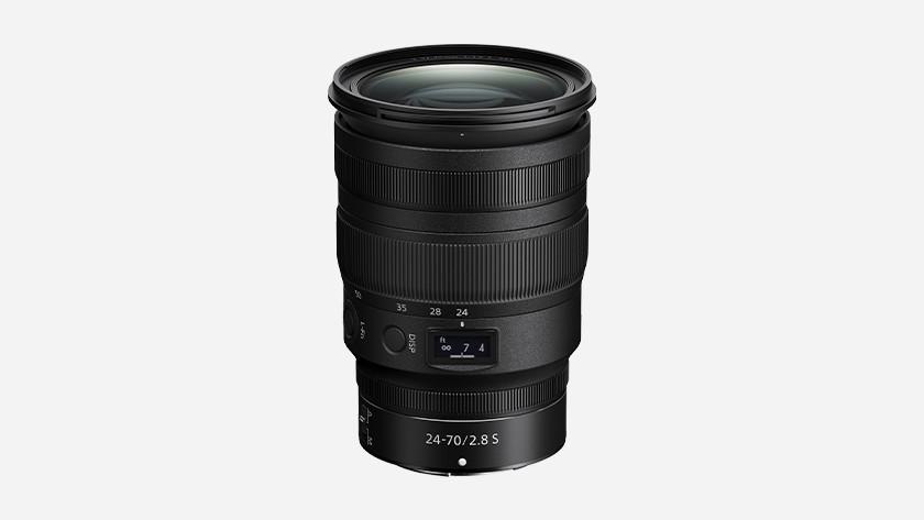 Nikon Z full frame systeemcamera