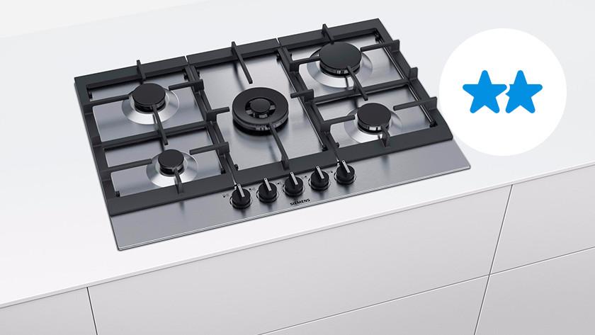 bouwkwaliteit middenklasse kookplaat