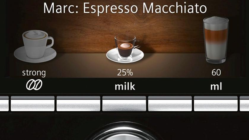 compile a coffee recipe