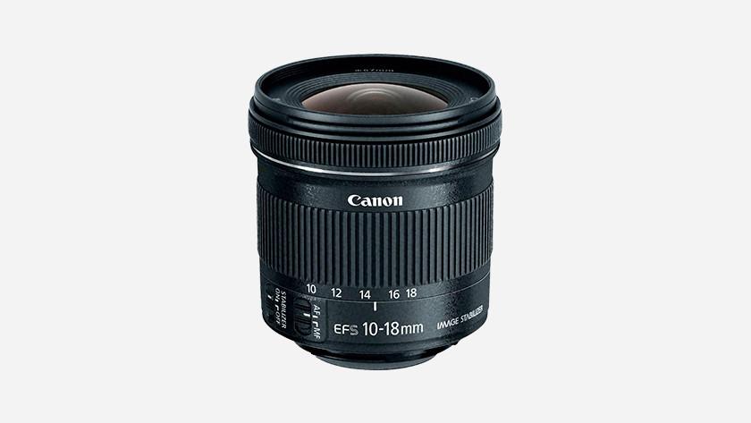 Canon EF-S mount APS-C