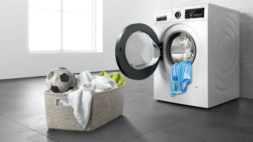 Bosch wasmachine met anti-vlekkensysteem