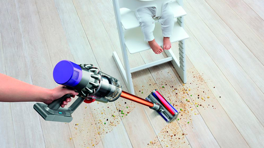 Stick vacuums type of vacuum