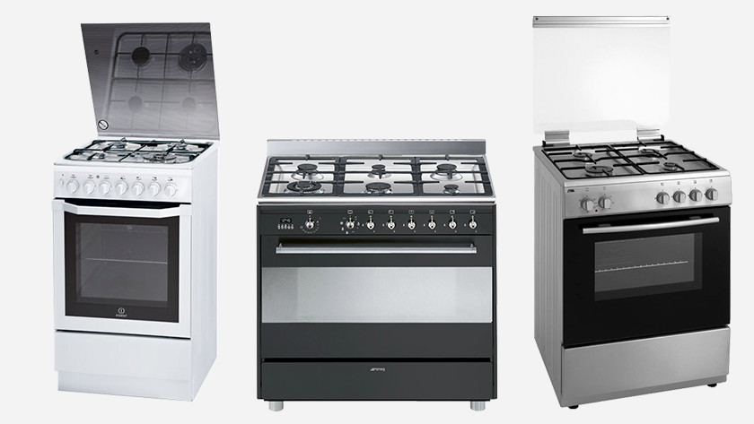 3 stoves