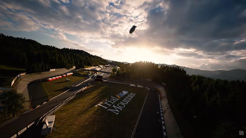 Gran Turismo 7 Trial Mountain