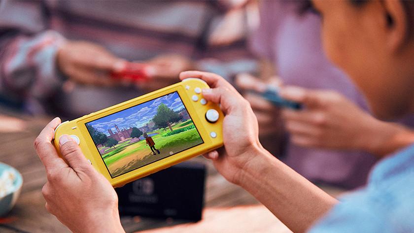 Spelen Nintendo Switch Lite