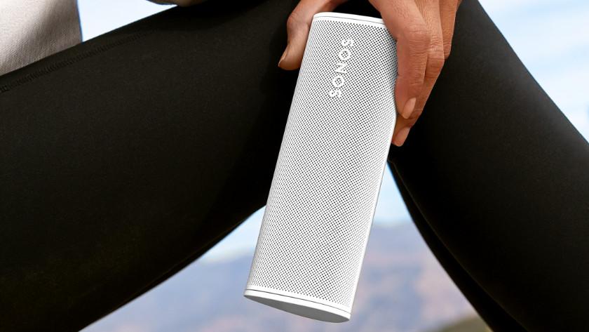 Sonos Roam muziek streamen