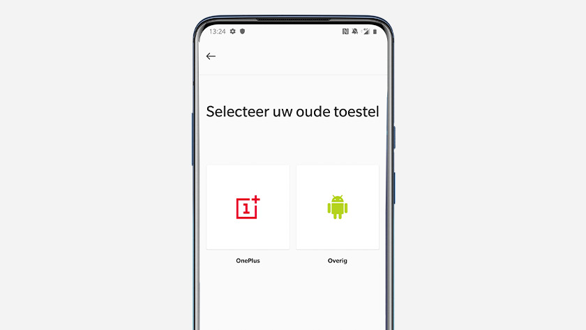 OnePlus Switch Android of OnePlus