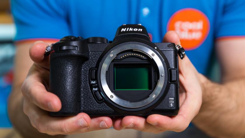 Nikon Z-vatting Z5