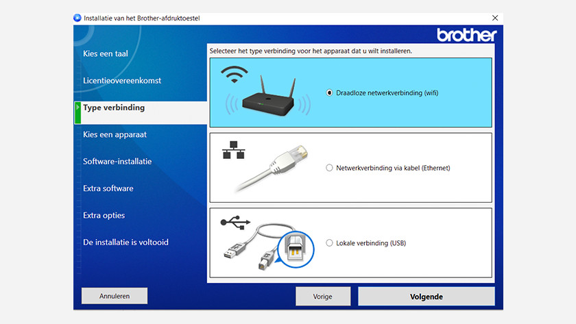 connect to software