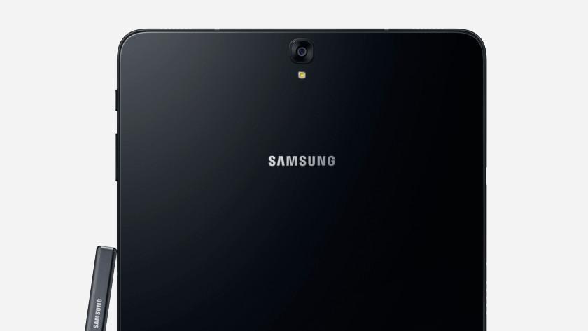 Samsung Galaxy Tab S3 back