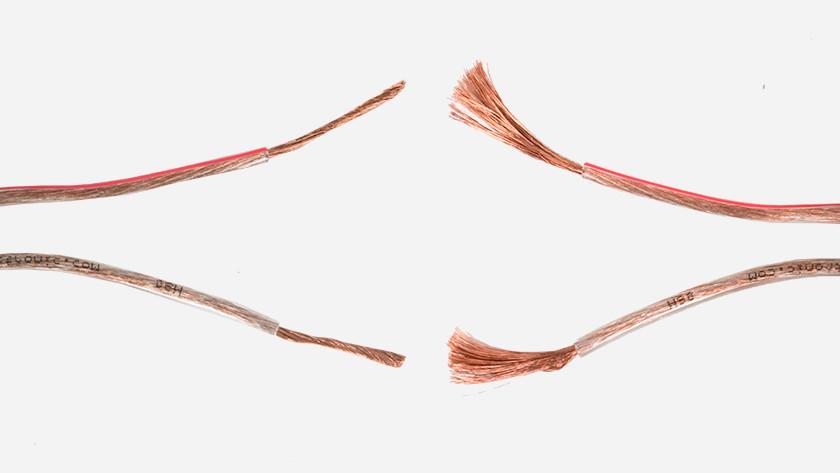 Kabel draaien