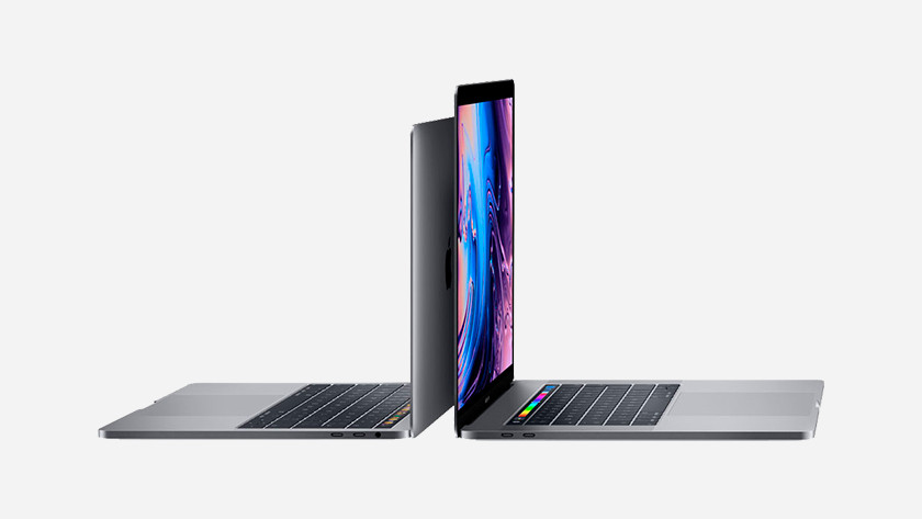 Apple MacBook Pro storage capacity