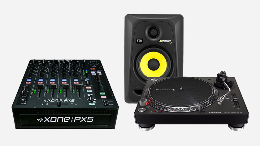 More about DJ gear