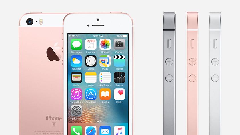 Design iPhone SE (2016)
