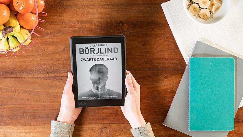 Kobo e-reader lezen