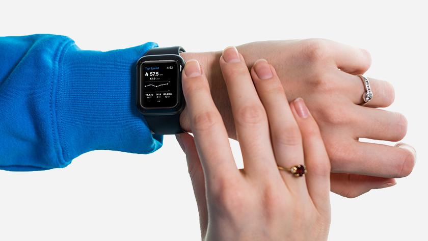 Apple Watch wintersport apps