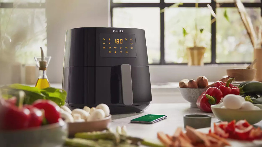 Airfryer XL connected