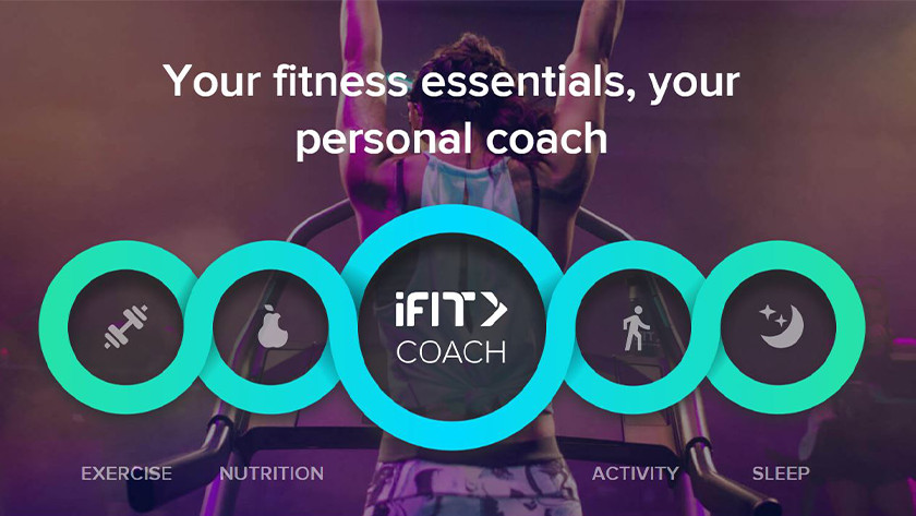 iFit personalized coaching