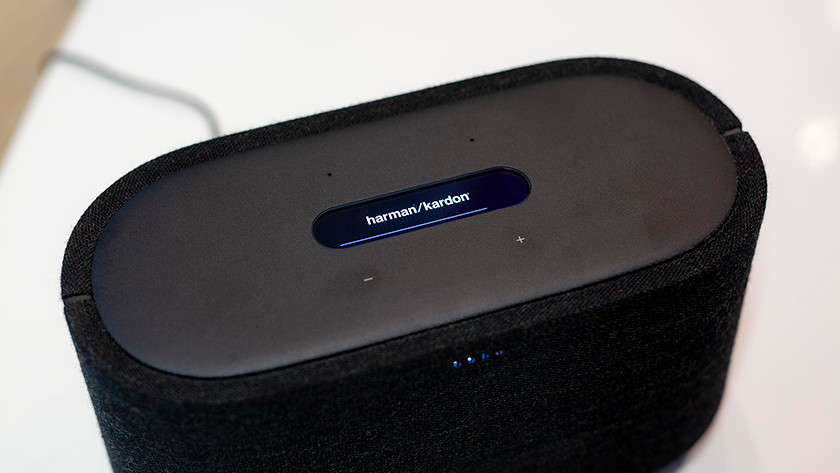 Speaker installeren
