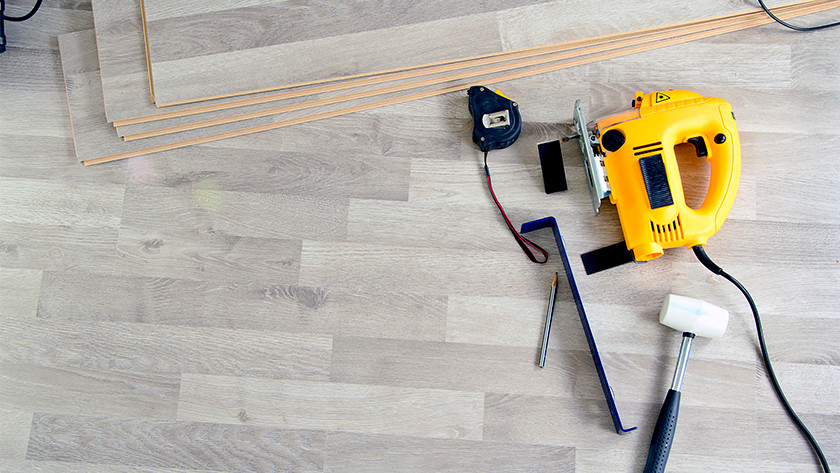 Requirements for laying laminate flooring