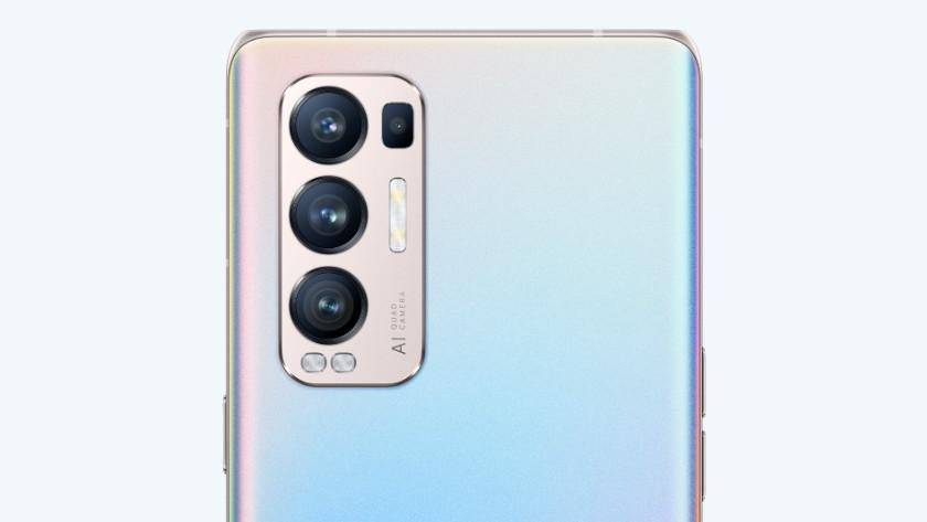 Camera OPPO Find X3 Pro vs Neo