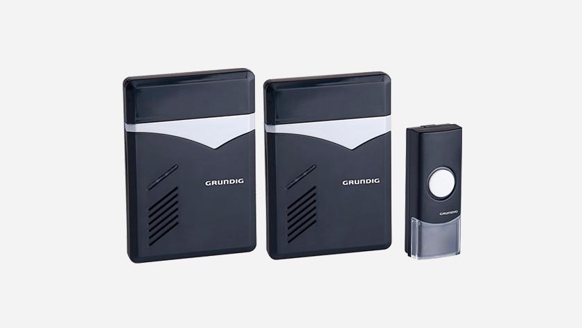 Doorbell with two-way audio
