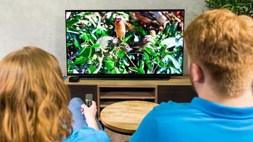 Apple TV 4K 4 keer scherper